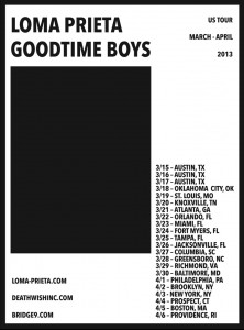 loma prieta and goodtime boys  us tour