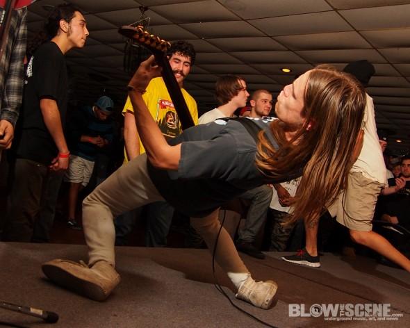 Cruel Hand hardcore band
