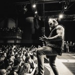 Every Time I Die live in Philly at Union Transfer