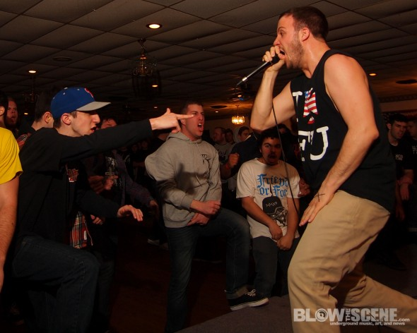 The Mongoloids Record Release NJ