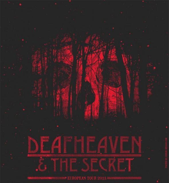 deafheaven the secret euro tour