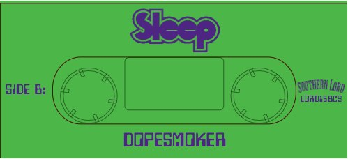 Sleep to release special 4/20 Edition of Dopesmoker on