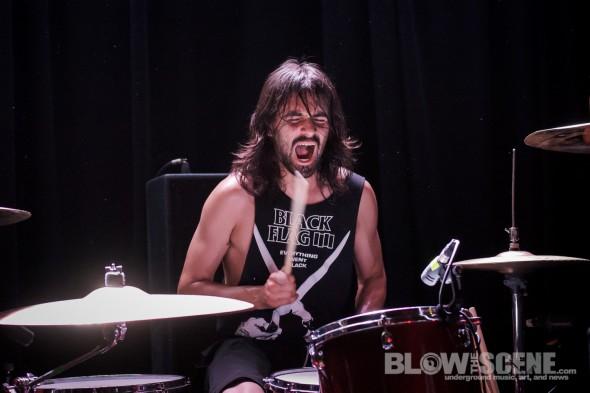Kvelertak drummer