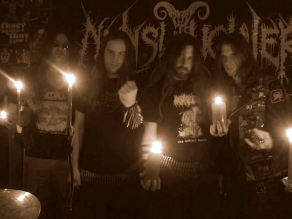 nunslaughter band 2013