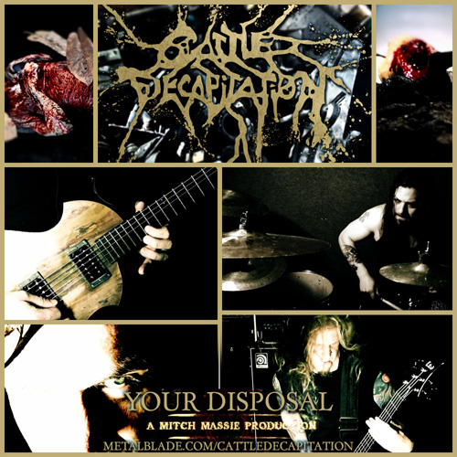 Cattle Decaptitaion - Your Disposal Music Video