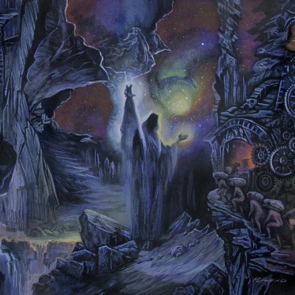 Mammoth Grinder - Underworlds
