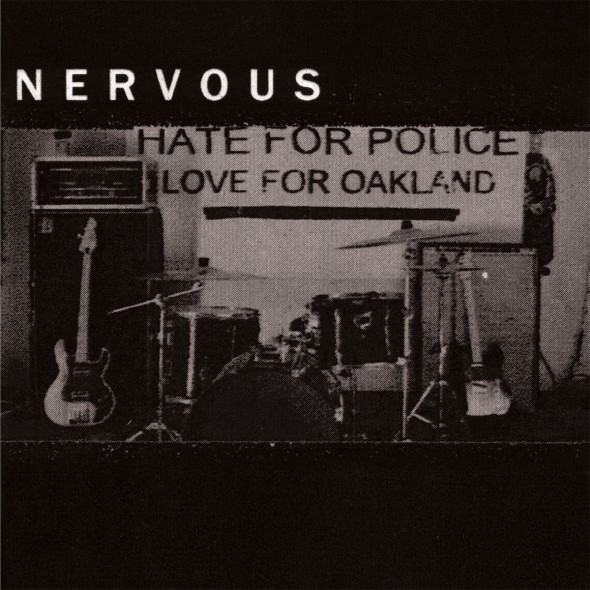 nervous band punk oakland