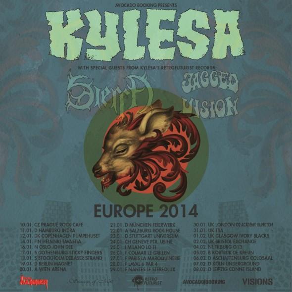 Kylesa-European-Tour-2014