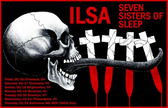 ILSA seven sisters of sleep tour
