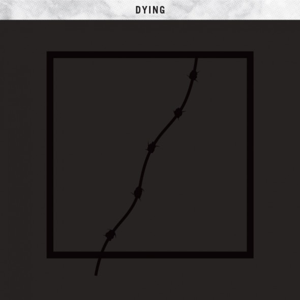 Dying band EP cover