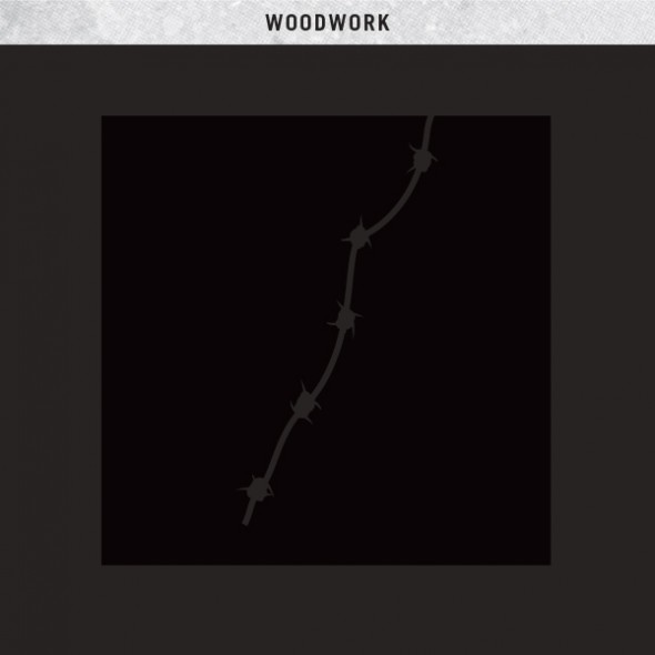 Woodwork band Ep Cover