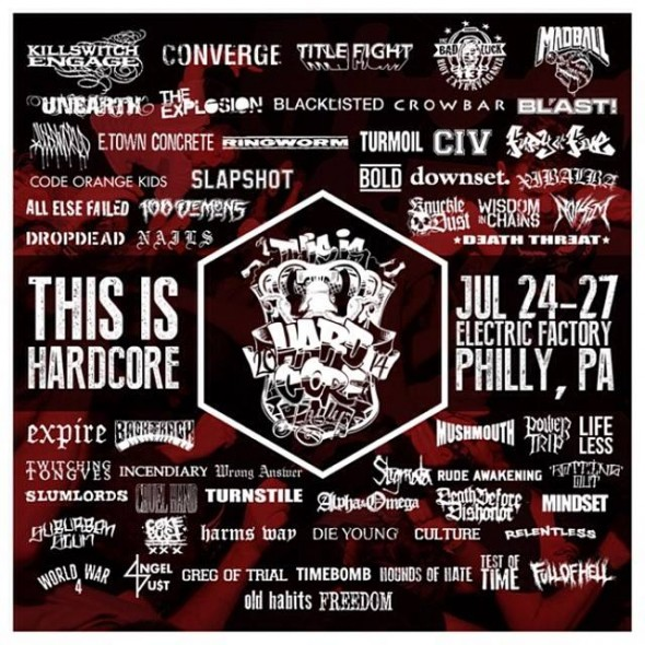 This Is hardcore Fest 2014