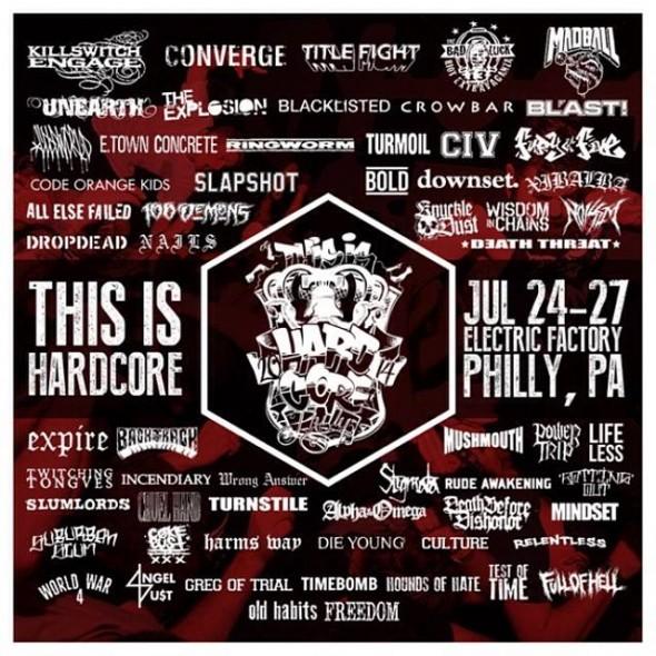 This Is hardcore Fest 2014