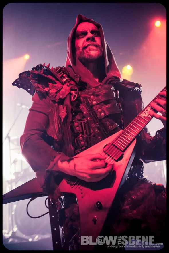 Behemoth live in Philly