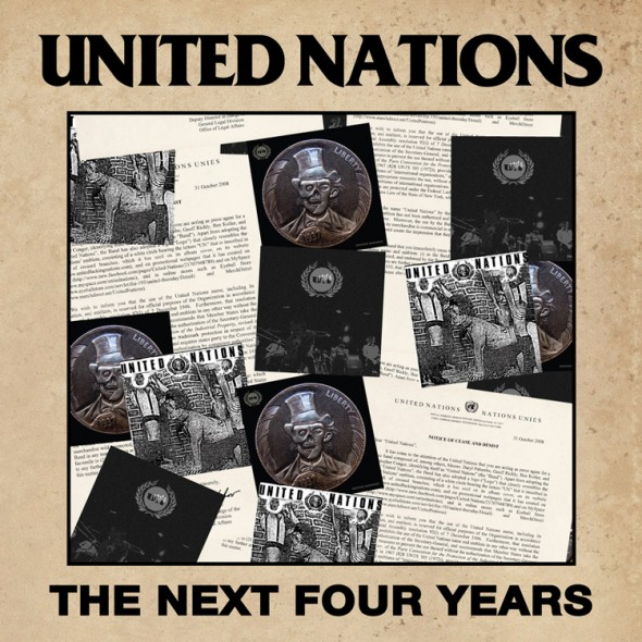 united nations -  the next four years album