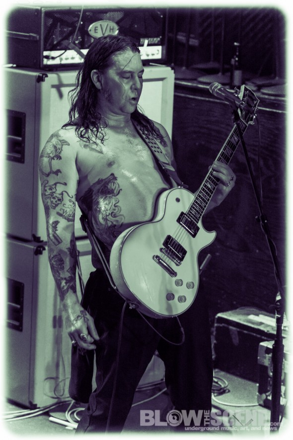 High on Fire - Matt Pike