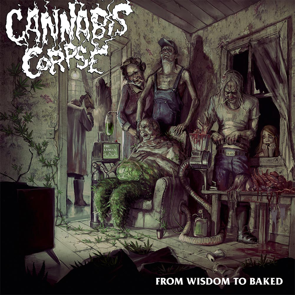 Cannabis Corpse - Addicted to Hash in a Tin (with Lyrics ...