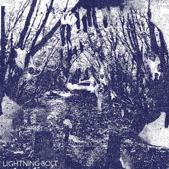 Lightning Bolt cover