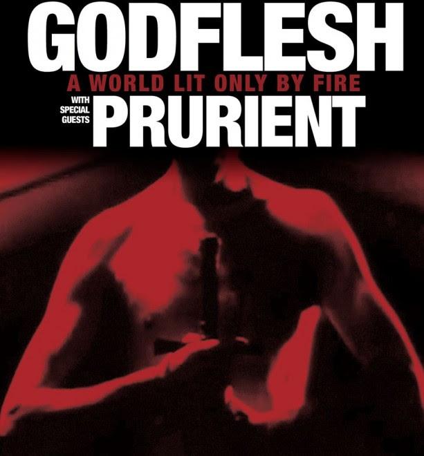 Godflesh Tour Dates