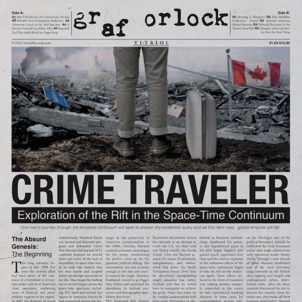 GRAF crime cover