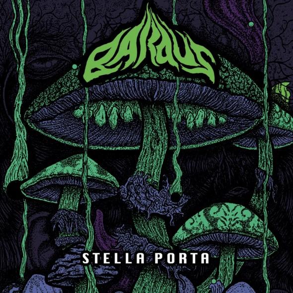 Bardus - Stella LP cover
