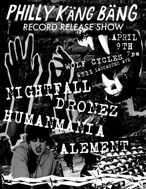 Nightfall Dronez Record Release