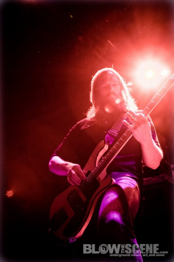 High on Fire 4/15/16, Union Transfer