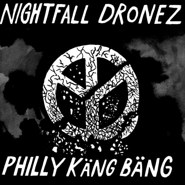 nightfall dronez cover art