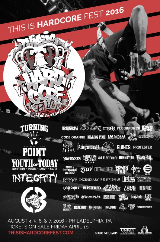 this is hardcore fest 2016