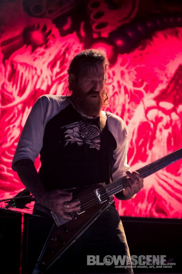 Mastodon Electric Factory Philly 3