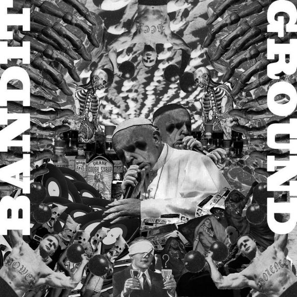 bandit ground split ep cover