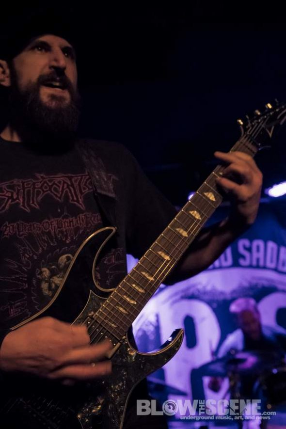 die choking band philly jeff guitar