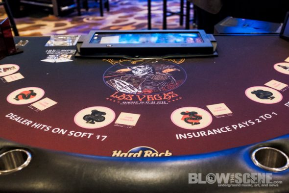 August 25, Psycho Las Vegas Pre Pool Party, Hard Rock Hotel & Casino