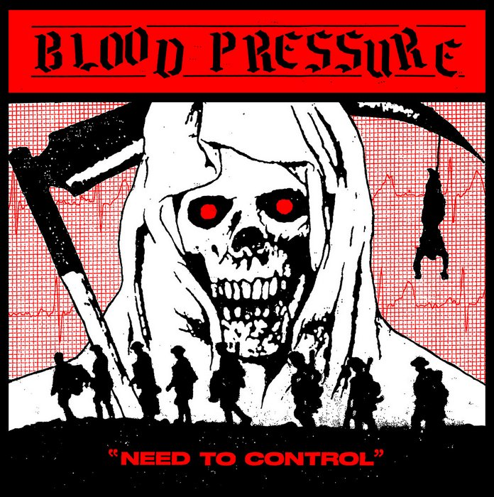 blood pressure - need to control