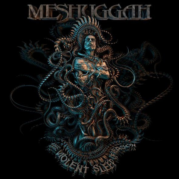 meshuggah - violent sleep