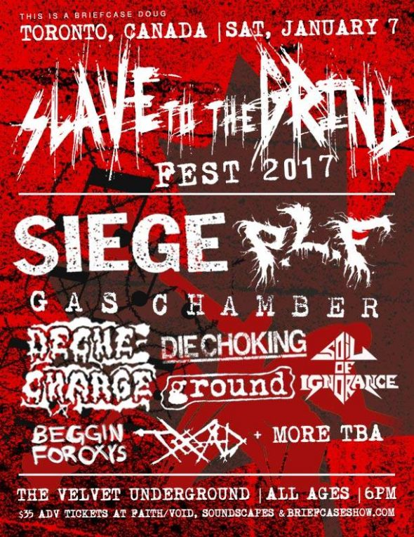 slave to the grind fest 2017