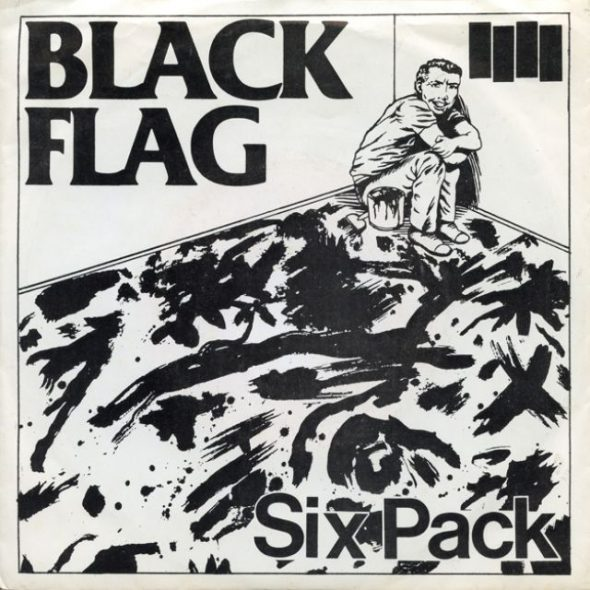 Black Flag Six Pack EP