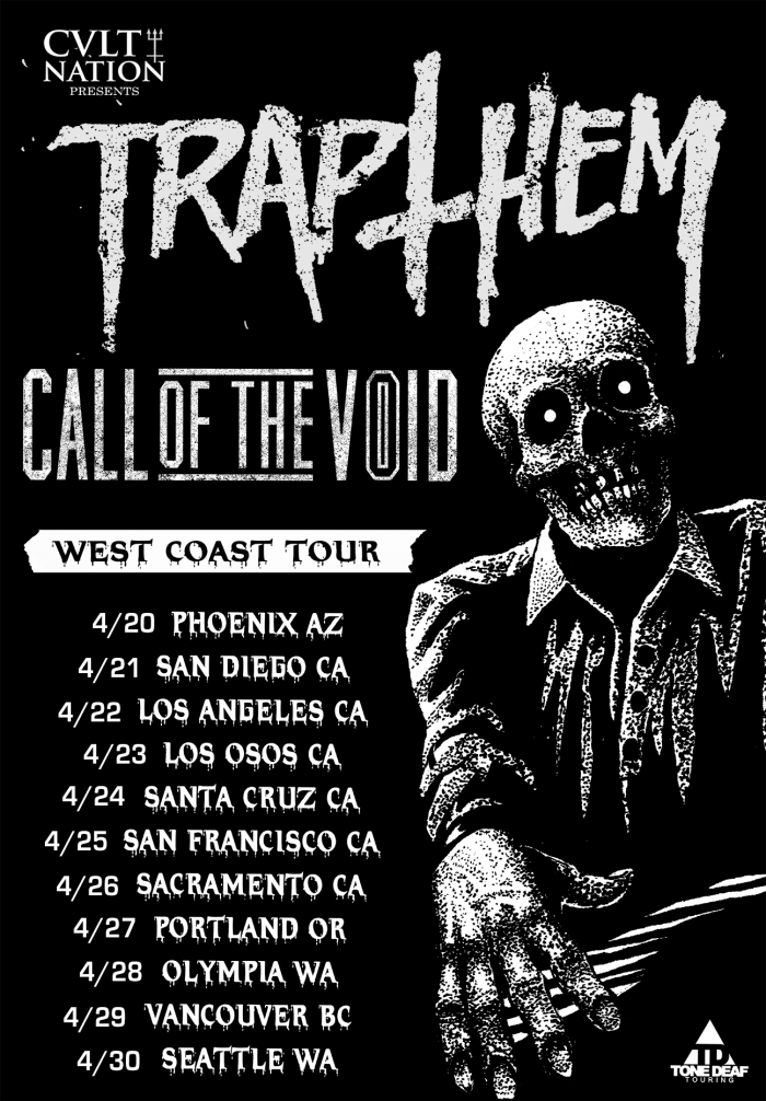 trap them call of the void tour