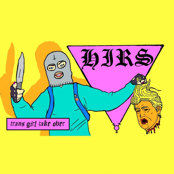 HIRS trans girl takeover