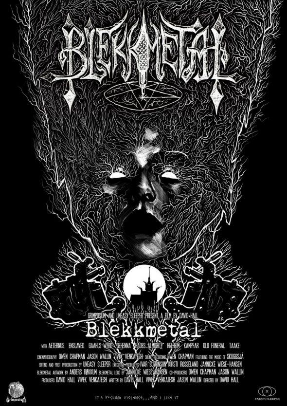 blekkmetal documentary