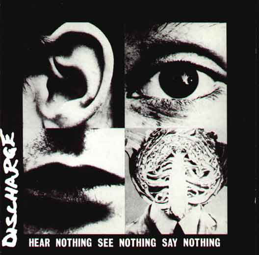 discharge see nothing cover