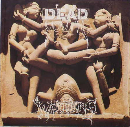 the dead youth writhing cover