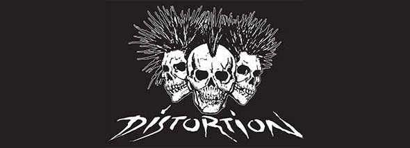 distortion records sweden