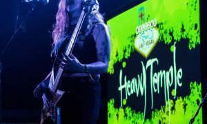 Heavy Temple live at Psycho Las Vegas 2017 by Dante Torrieri
