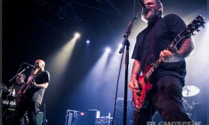 Neurosis live at Union Transfer Philadelphia PA Aug 8th 2017 photo by Dante Torrieri