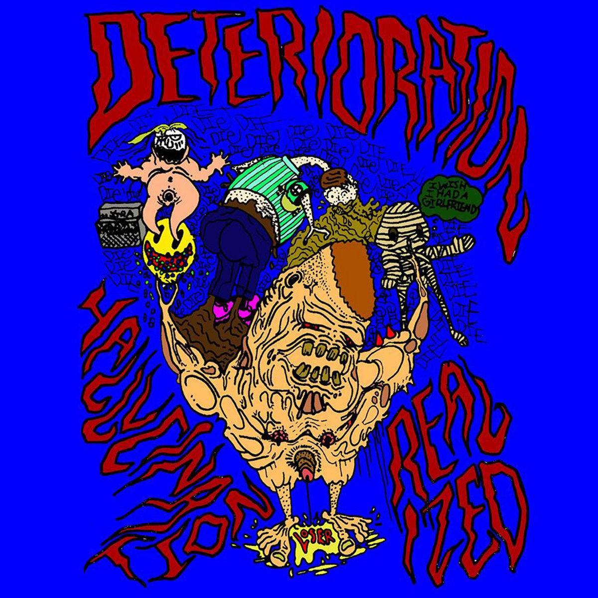 deterioration