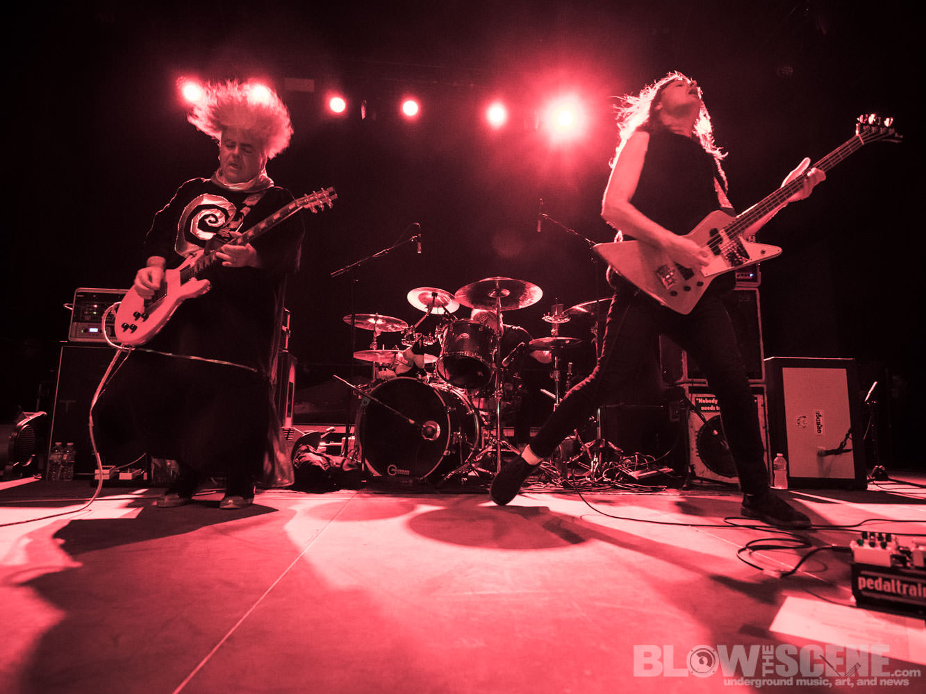 Melvins Philly E Factory on August 4th, 2017
