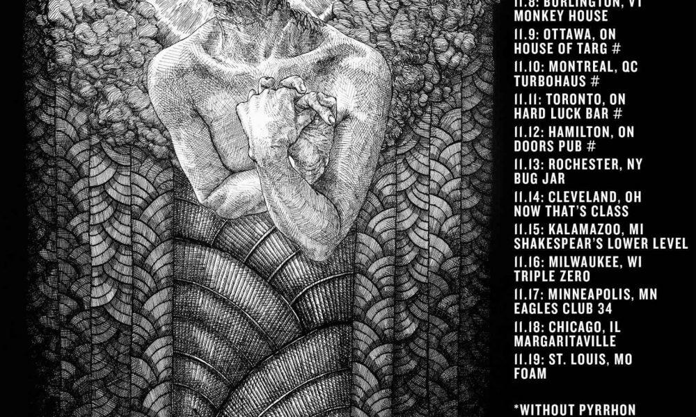 yautja pyrrhon us tour 2017
