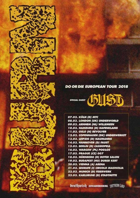burn gust - euro 2018 tour