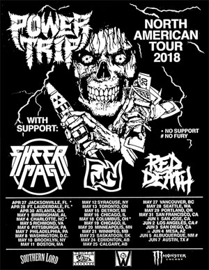 Power Trip tour